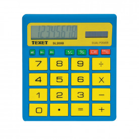 Texet SL200B Calculator