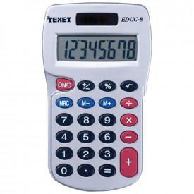 Texet Educ-8 Calculator