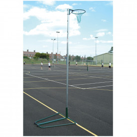 Freestanding Netball Posts