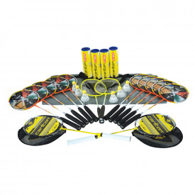Kit for Purpose Badminton Starter Kit