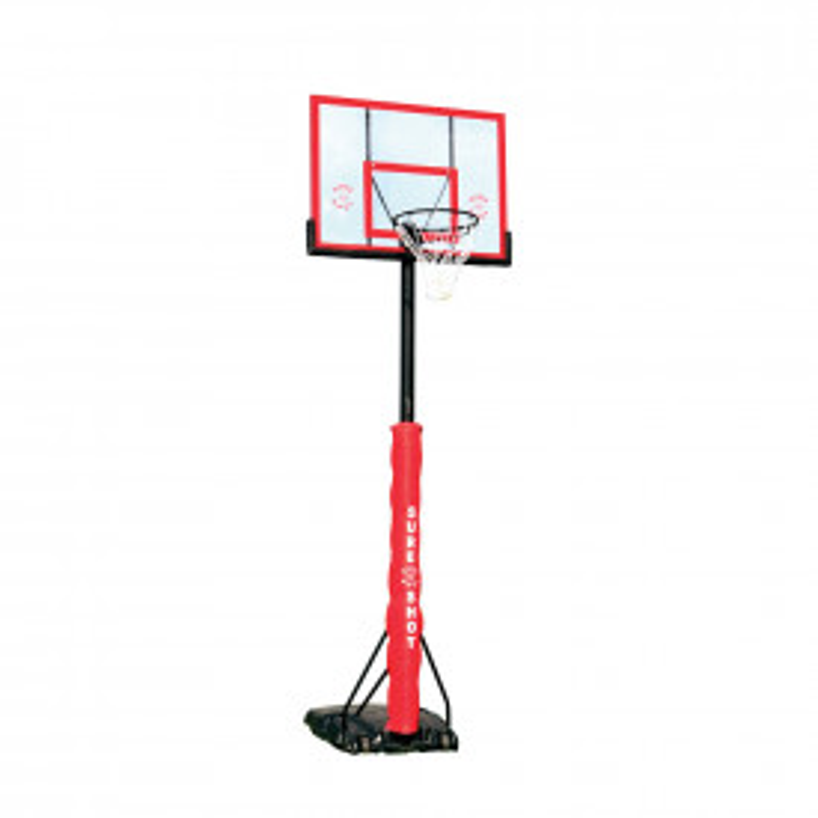 Sure Shot 510 'U Just' Portable Basketball Unit
