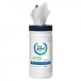 Alcohol Hand & Surface Wipes