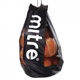Mitre Oasis Training Netballs and Bag Deal