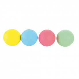 Coloured Lightweight Foam Balls