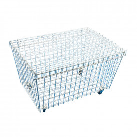 Mobile Storage Baskets