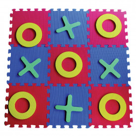 Giant Noughts and Crosses Game Set