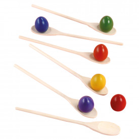 Egg 'n' Spoon Race Set