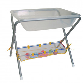 Sand and Water Tub with X-Stand