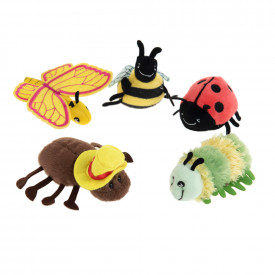 Mini Beast Finger Puppets