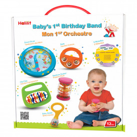 Baby's First Birthday Band
