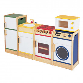 Multicoloured Kitchen Set Offer