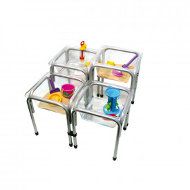 Sand and Water Play Tubs