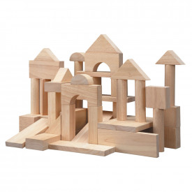 Plain Wooden Blocks