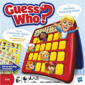 Guess Who? Board Game