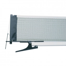 Schools Table Tennis Clip Net and Posts Set