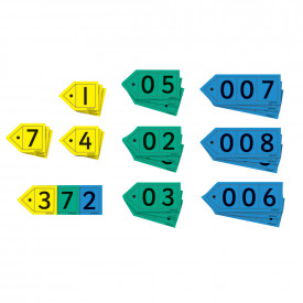 Pupil Decimal Place Value Arrows