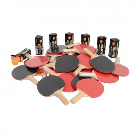 Kit for Purpose Table Tennis Starter Kit