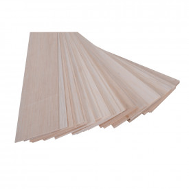 Balsa Wood - Thin Sheets