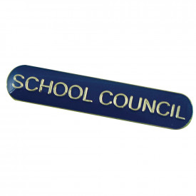 School Council Bar Badges