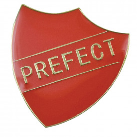 Prefect Shield Badges