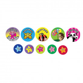 Animals and Stars Stickers Bumper Pack