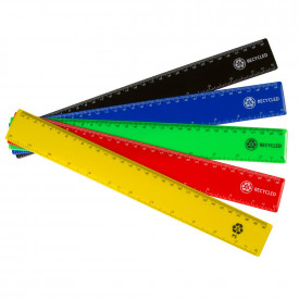 Recycled 30cm Rulers