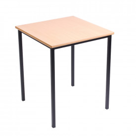 Welded Frame Square Tables 600mm x 600mm