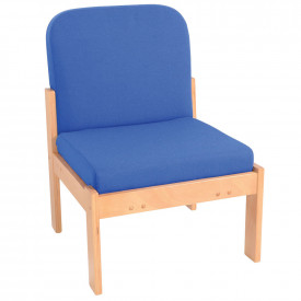 Value Wooden Low Level Seating
