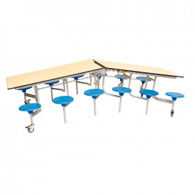 12 Seater Rectangular Folding Tables