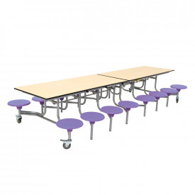 16 Seater Rectangular Folding Tables