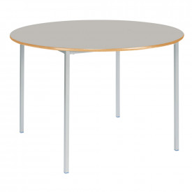 MDF Edge - Welded Frame Circular Table