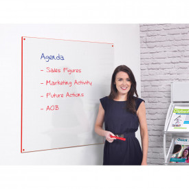 Frameless ColourMaster Whiteboards