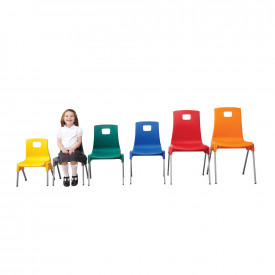 Metalliform ST Chairs