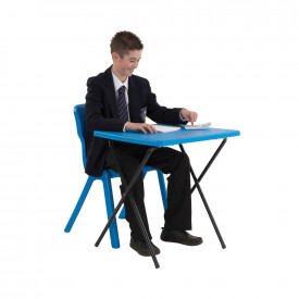 Titan Folding Exam Desks