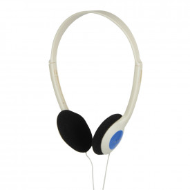 Lightweight Stereo Multimedia Headphones