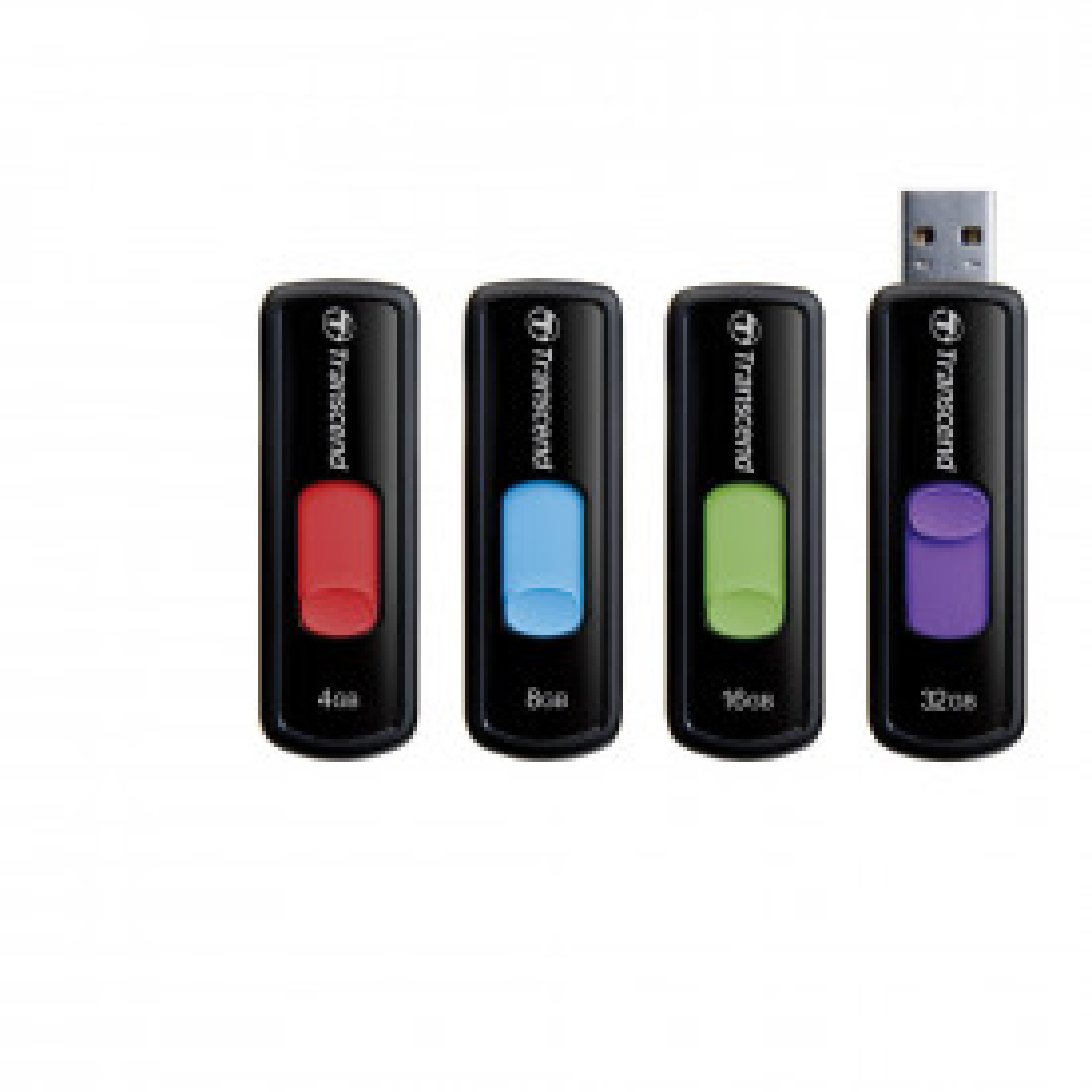 JetFlash® USB Flash Drives