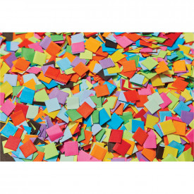 Mosaic Paper Pieces
