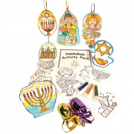 Hanukkah Activity Pack