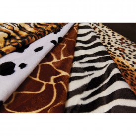 Printed Animal Skin Fabric
