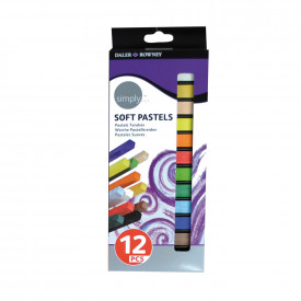 Daler Rowney Simply Soft Pastels