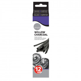 Daler Rowney Simply Willow Charcoal