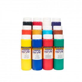 Daler Rowney Non-Spill Top Acrylic Paints