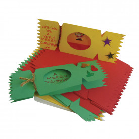 Christmas Cracker Card Pack