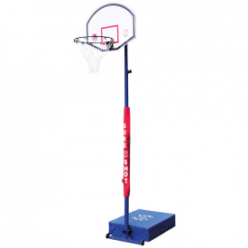 Sure Shot 540 Compact Hoops Basketball & Netball Unit