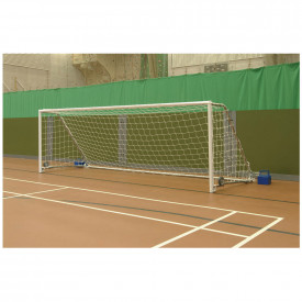 Harrod Folding Wheelaway Steel Five-a-Side Goals