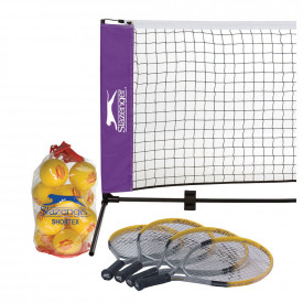 Slazenger Tournament Mini Tennis Set