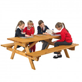 Junior Cotswold Picnic Benches