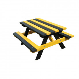 Bumblebee Junior Picnic Table