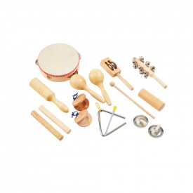Small Hands Wooden Percussion Pack