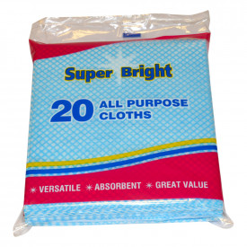 Blue Multi-Purpose Cloths